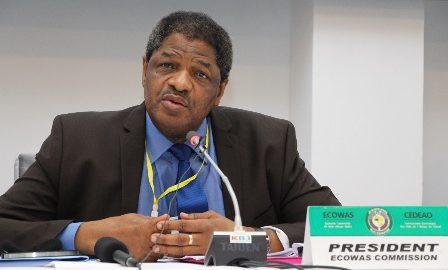 M. Marcel de Souza, le président de la Commission de la CEDEAO