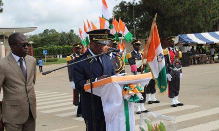 Le préfet du département de Yamoussoukro Brou Kouamé