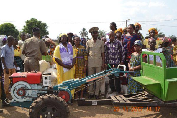 matériel agricole 2017