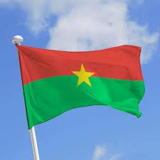 drapeau - Burkina Faso