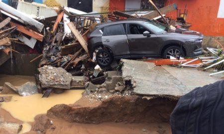 pluies diluviennes - Abidjan - inondation