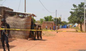 police - Burkina