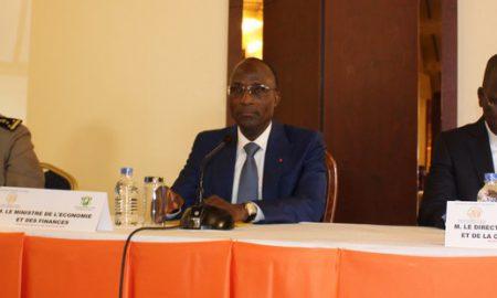 Adama Koné - économie - DGTCP