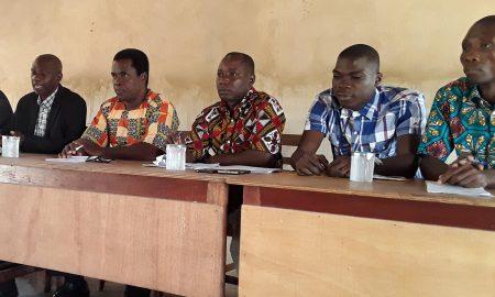 Bouna - rentrée - COGES - education