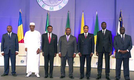 CEMAC-Cameroun-Gabon-Tchad-Guinée-Equatoriale-Congo-Brazzaville