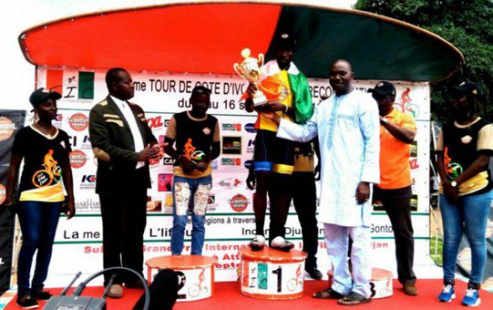 Cyclisme - Tour de Côted'Ivoire - Vélo - Sports