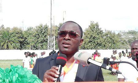 Le ministre des sports, Danho Paulin Claude, a annoncé samedi la réhabilitation du stade Henri Konan Bédié d'Abengourou avant 2020