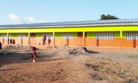 Donafara - Hien Philippe - Bouna - Bounkani - rentrée scolaire - école - batiment
