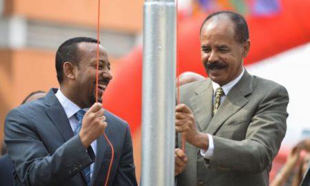 Ethiopie - Erythrée - paix