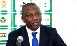 FIF - football - Sory Diabaté - CAF