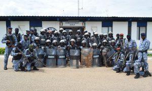 Gendarmerie - Peloton - Daloa - Armée