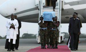 Ghana - Kofi Annan - ONU