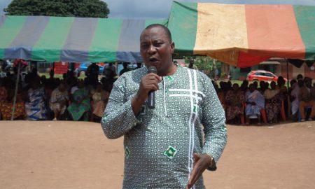 Adjoumani - Ministère des ressources animales - Gontougo