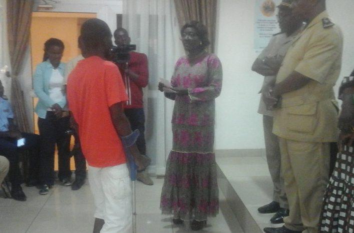 Korhogo - Ministère de la Solidarité - cohésion sociale - Mariatou Koné - Indemnisation - victimes