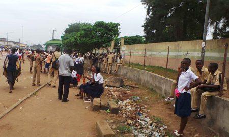 Lycée - Ecole - Mankono - Yopougon Andokoi - élèves