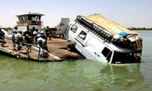 Mali - Accident - voiture