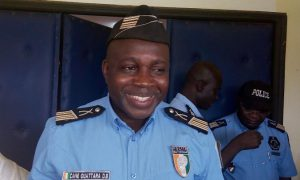Man - police - Ouattara Brahima