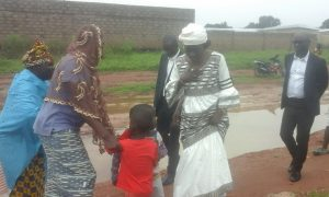 Mariatou Koné - Boundiali - Ministère de la Solidarité