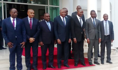 PM Amadou Gon Coulibaly - San Pedro - Université