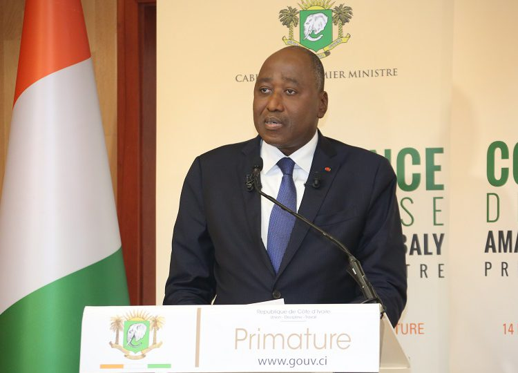 PM Gon Coulibaly - SAF-Cacao - conférence - politique - économie - agriculture -sciences - sports - gouvernement