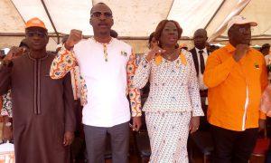 RDR - RHDP - Mamadou Touré - Kandia Camara - politique
