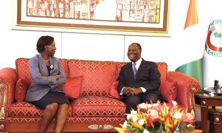 Rwanda - OIF - Alassane Ouattara