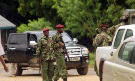 Rwanda - police - sécurité