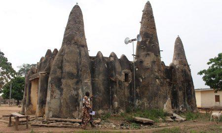 Séguéla - mosquée - Siana - tourisme - patrimoine