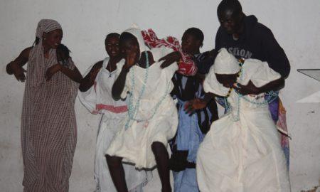 Sénégal - Kasak - danse - circoncision - tradition