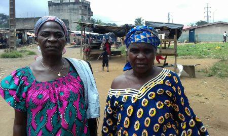 L'Association des femmes du sous-quartier An 2000,sollicite Anne Désirée Ouloto, à venir redresser leur quartier qui souffre d'une « insalubrité extrême »
