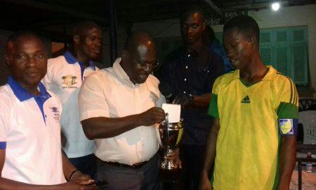 Songon Agban - Football - Tournoi 2018