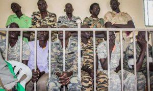 Soudan du sud-CONFLICT-TRIAL