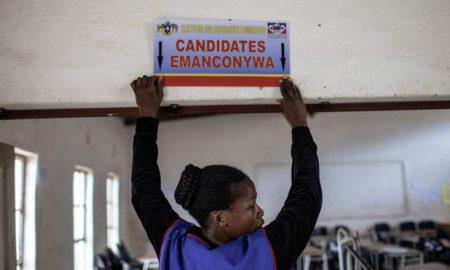 Swaziland - eSwatini - législatives