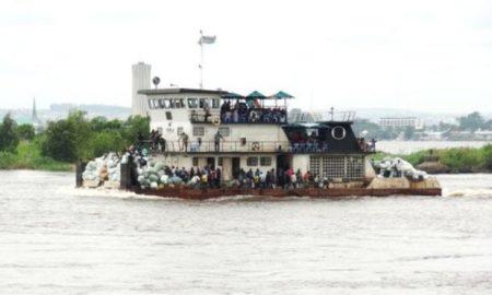 Tanzanie - ferry
