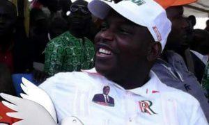 Vavoua - Diarrassouba Siaka - RHDP - élections