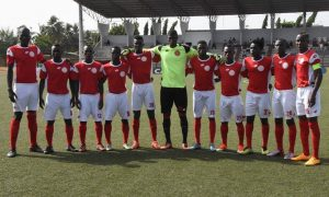WAC - football - ligue1 - SC Gagnoa - championnat