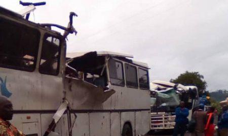 Cameroun-accident de circulation