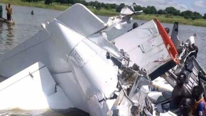 Dix-neuf personnes sont mortes, dans le crash d'un avion de ligne, survenu dans le centre du Soudan du Sud, qui transportait 23 personnes, de Juba à Yirol