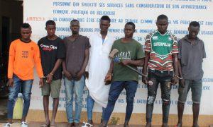 gang - Yamoussoukro - police criminelle